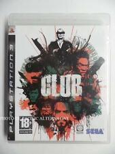 jeu THE CLUB sur PS3 playstation 3 en francais game spiel juego gioco action TBE