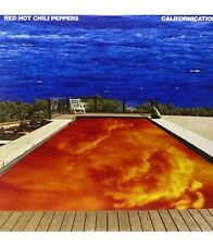 RED HOT CHILI PEPPERS - CALIFORNICATION 2 X VINYL LP NEW AND FACTORY SEALED