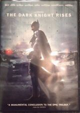 """THE DARK KNIGHT RISES"" CHRISTIAN BALE/GARY OLDMAN/ANNE HATHAWAY (DVD/2012) NEW!"