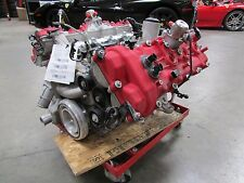 Ferrari 458 Italia Engine, Long Block Motor, With Warranty, Used