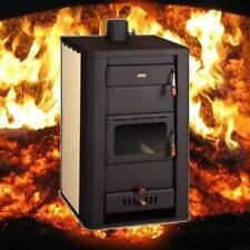 Kaminofen Prity S3 W21 26 kW Heizleistung wasserführend  Ofen Kamin