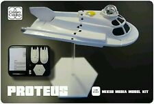 FANTASTIC VOYAGE PROTEUS RETRO SCIFI MIXED MEDIA MODEL KIT FROM CENTURY CASTINGS