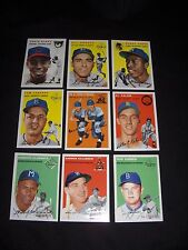 1994/1954 Topps  GOLD Archives Set -256 Cards