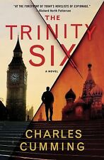 The Trinity Six by Charles Cumming  (2012, Paperback), Free Shipping.