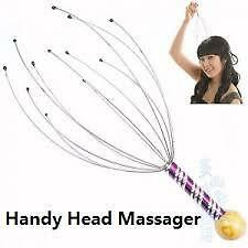 Indo Bokoma Head Massager