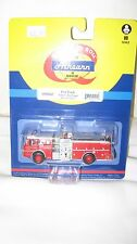 "Athearn HO scale Fire Truck (Engine) Ford ""C"" Cab Red w/White Roof ATH 92015"