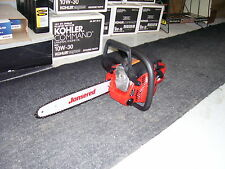 "New Jonsered CS 2238 Chainsaw w 14"" Bar  -- Warranty  Highest Bidder Gets It"