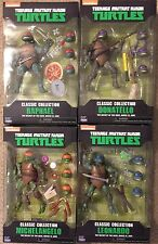 ALL 4 Teenage Mutant Ninja Turtles Classic Collection 2 Secret Of The Ooze Movie