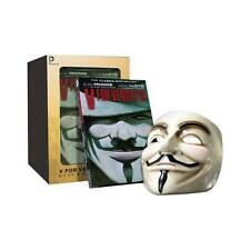 V for Vendetta Book and Mask Set by Alan Moore (Mixed media product, 2012)
