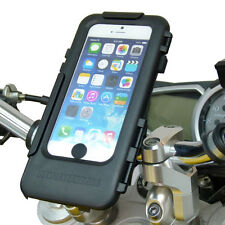 PRO Fit Waterproof Tough Case Motorcycle Bike Handlebar Mount for iPhone 6S