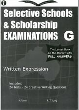 Selective Schools & Scholarship Examinations G (who aspiring to score over 220!)