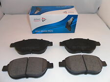 Peugeot 207,307,1007,Partner Front Brake Pads Set 2001-Onwards *OE QUALITY*