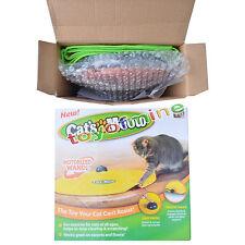 ndercover tessuto topo gatti miao si gatto giocattolo per gatti micino divertent