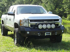 New Panther Winch Front Bumper 2011 2012 2013 2014 Chevy 2500HD 3500 2500