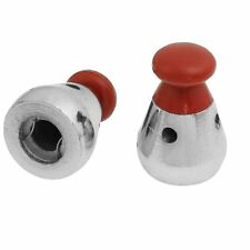 2 Pcs Metal Plastic Spare Parts Valve for Pressure Cooker ED