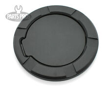 NEW Flat Black Non-Locking Gas Fuel Door / FOR FORD F150 TRUCK PICKUP 1997-2003