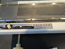 Singer SRP-50 knitting machine ribbing attachment(ribber)