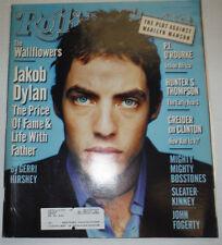 Rolling Stone Magazine Jakob Dylan & P.J. O'Rourke June 1997 021715R