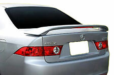 PAINTED SPOILER FOR AN ACURA TSX FACTORY STYLE SPOILER 2004-2008