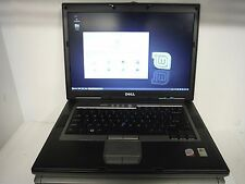 """DELL D830 15"""" Display,  CORE 2 Duo @ 2.2GHz, 4GB RAM, 120 GB HDD - Linux Mint!"""