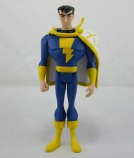 JLU Custom Captain Marvel Jr. Yellow & White DC Comics