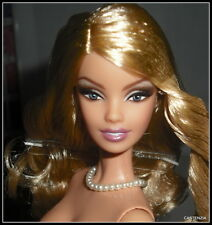 NUDE BARBIE MATTEL EKENTUCKY DERBY  MODEL MUSE BLONDE APHRODITE DOLL FOR OOAK