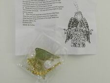 9 Safety Pin BEADED ANGEL Christmas CRAFT KIT ornament crafts kids adults