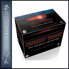 KNIGHT RIDER -THE ULTIMATE COLLECTION-SEASONS 1 2 3 & 4**BRAND NEW DVD BOXSET***