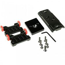 Proaim Spark professional camera Video Ground Floor Kit dolly slider