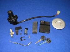Honda XL 1000 V Varadero SD01-SD02 (99-02) 264-2 Schloßsatz Zündschloss CDI HISS