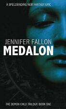 Medalon: Book One of the Demon Child Trilogy, Fallon, Jennifer Paperback Book