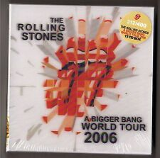 ROLLING STONES  -- A Bigger Bang World Tour 2006 --- 13 CD s  Box