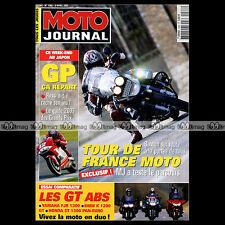MOTO JOURNAL N°1562 ★ 24 HEURES DU MANS ★ BMW R 1150 R ROCKSTER & K 1200 GT 2003