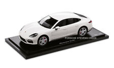 Porsche Panamera Turbo G2 GII Diecast Model Car 1:18 Scale Limited Edition White