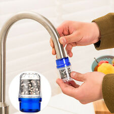 Clean Water Activated Carbon Anion Charcoal Water Filter Faucet Tap Purifier HOT