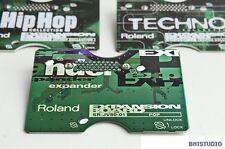 Roland SR-JV80-01 Pop Expansion Board for JV 1080 / 2080 & other synths, Rare