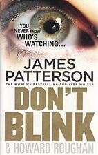 JAMES PATTERSON ___ DON'T BLINK ___ NUEVO