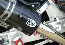R&G Racing Exhaust Can Protector for Tri-Oval Exhausts - Right Hand Side