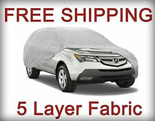 5 LAYER VOLVO XC60 2009 2010 2011  SUV CAR COVER
