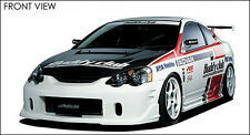 BUDDY CLUB HONDA INTEGRA DC5 TYPE R 1ST GEN FULL RACING SPEC AERO BODY KIT Y0374