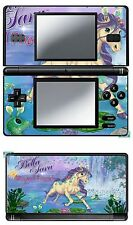 SKIN DECAL STICKER DECO FOR NINTENDO DS LITE REF 7 BELLA SARA