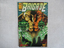 1993 Brigade #5 November Image Comics 9.2 NM-