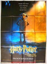 HARRY POTTER ET LA CHAMBRE DES SECRETS Affiche Cinéma / Movie Poster