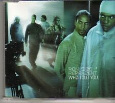 (DO735) Roni Size Reprazent, Who Told You - 2000 DJ CD