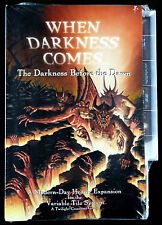 When Darkness Comes Before The Dawn NEW Twilight Creations Inc TLC 10004 SW