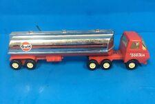 Vintage Tonka Semi Truck Gulf Oil Tanker RD27