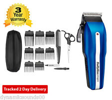 Babyliss 7498CU Men Pro Powerlight Mains/Cordless Hair Clipper Trimmer Kit Set