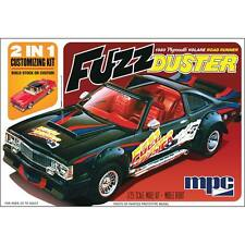 MPC 1/25 1980 Plymouth Volare Road Runner Fuzz Duster  Plastic Model Kit 843