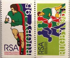 RSA SÜDAFRIKA SOUTH AFRICA 1995 956-57 C Rugby WM World Cup Sport MNH