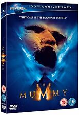 The Mummy (1999) - Augmented Reality Edition [DVD]